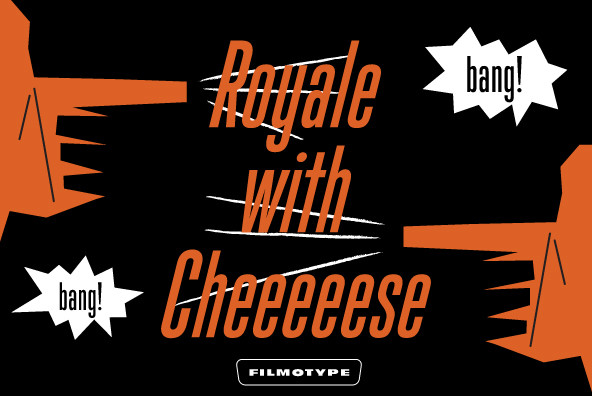 Royale with Cheeeeese